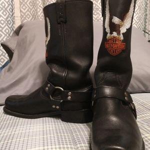 W 7 1/2 HD boots